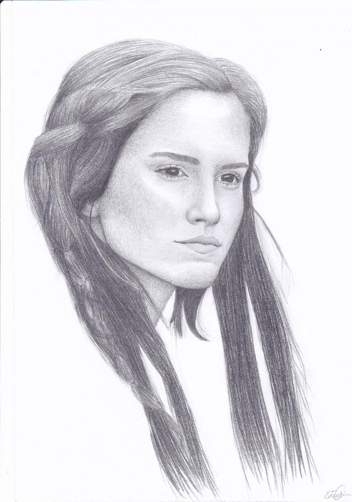 Emma Watson par Keira